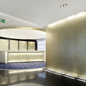 Emirates & National Bank of Dubai, 2 Basil Street, London SW3. 1